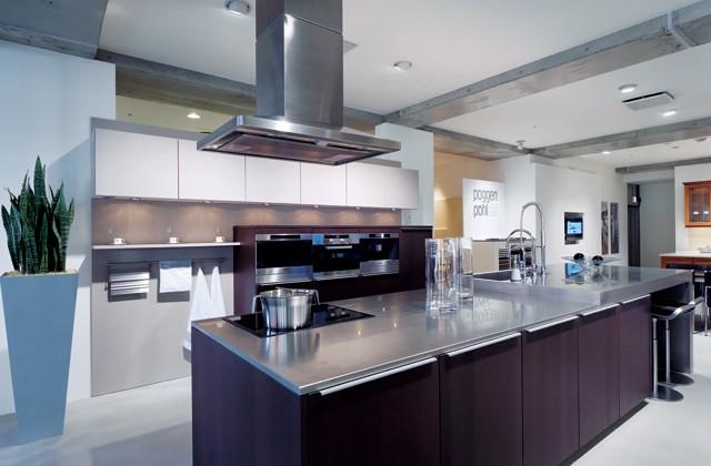 ポーゲンポール キッチン デザインセンター東京 real kitchen interior